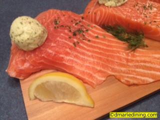 Teryaki Salmon 10