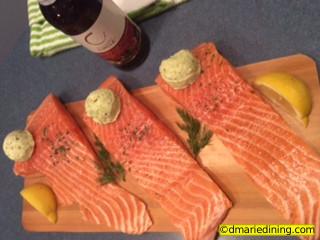 Teryaki Salmon 5