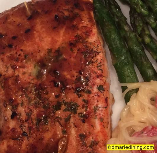 Teryaki Salmon Fini 6