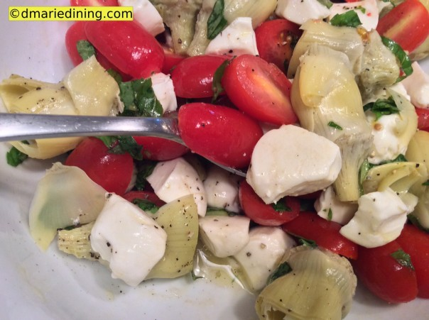 Tomato and Artichoke Salad 1_1