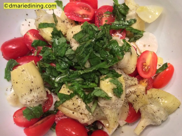 Tomato and Artichoke Salad 4_1