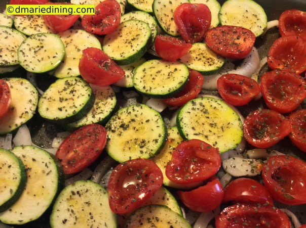 roasted Zucchini and tomatoes 5_1