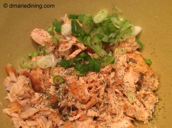 Canned Salmon Cake Recipe Easy